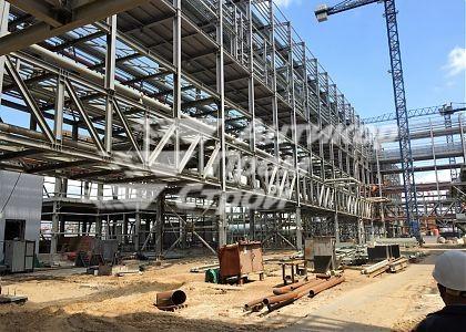 АКЗ металлоконструкций Более 50 000 кв. м