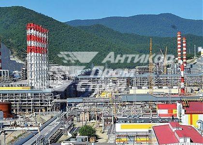 АКЗ /Трубопроводы, эстакады, установки ЭЛОУ различное оборудование, металлоконструкции более 200 000кв.м